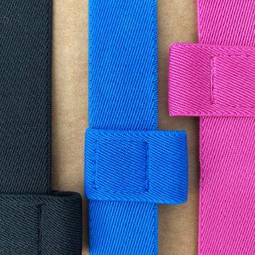 SCHWARTZ – Stiftehalter elastisch