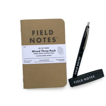 FIELD NOTES – STARTER SET