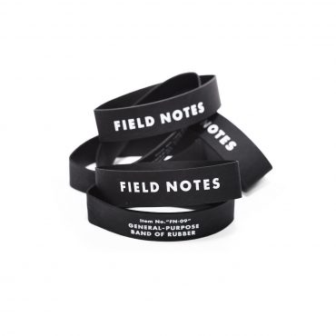 FIELD NOTES – Gummiband