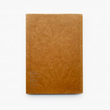 FABER Notebook – A WHITE PAGE