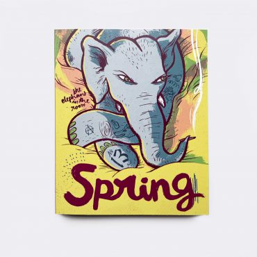 SPRING – Magazin – #13 The elephant in the room