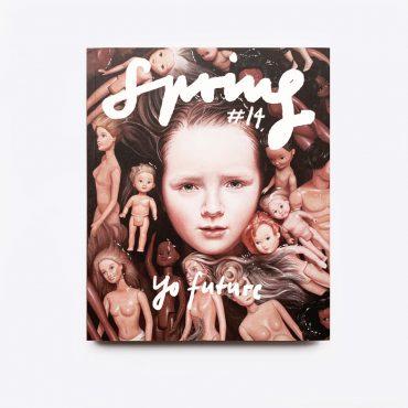 SPRING – Magazin – #14 Yo Future!