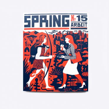SPRING – Magazin – #15 Arbeit
