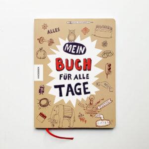 Mitmach-Buch, Mein Buch für alle Fälle, Knesebeck Verlag,