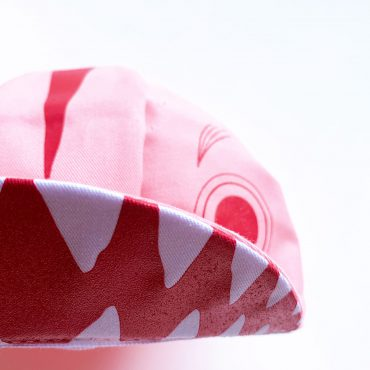 BELLDORADO – Fahrrad-Kappe KOINOBORI pink