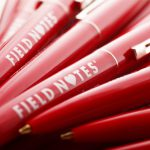 FIELD NOTES – Kugelschreiber CLIC PEN rot