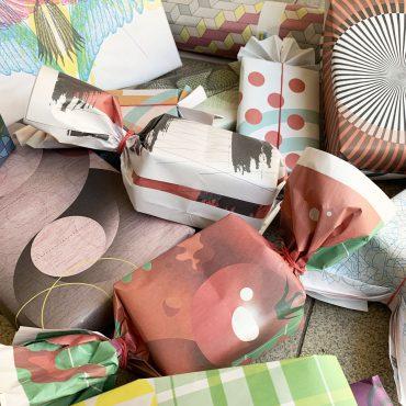 UMWERK – Geschenkpapierset