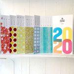 UMWERK – Wandkalender 2020