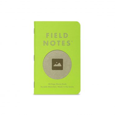 FIELD NOTES – VIGNETTE