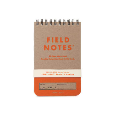 FIELD NOTES – HEAVY DUTY
