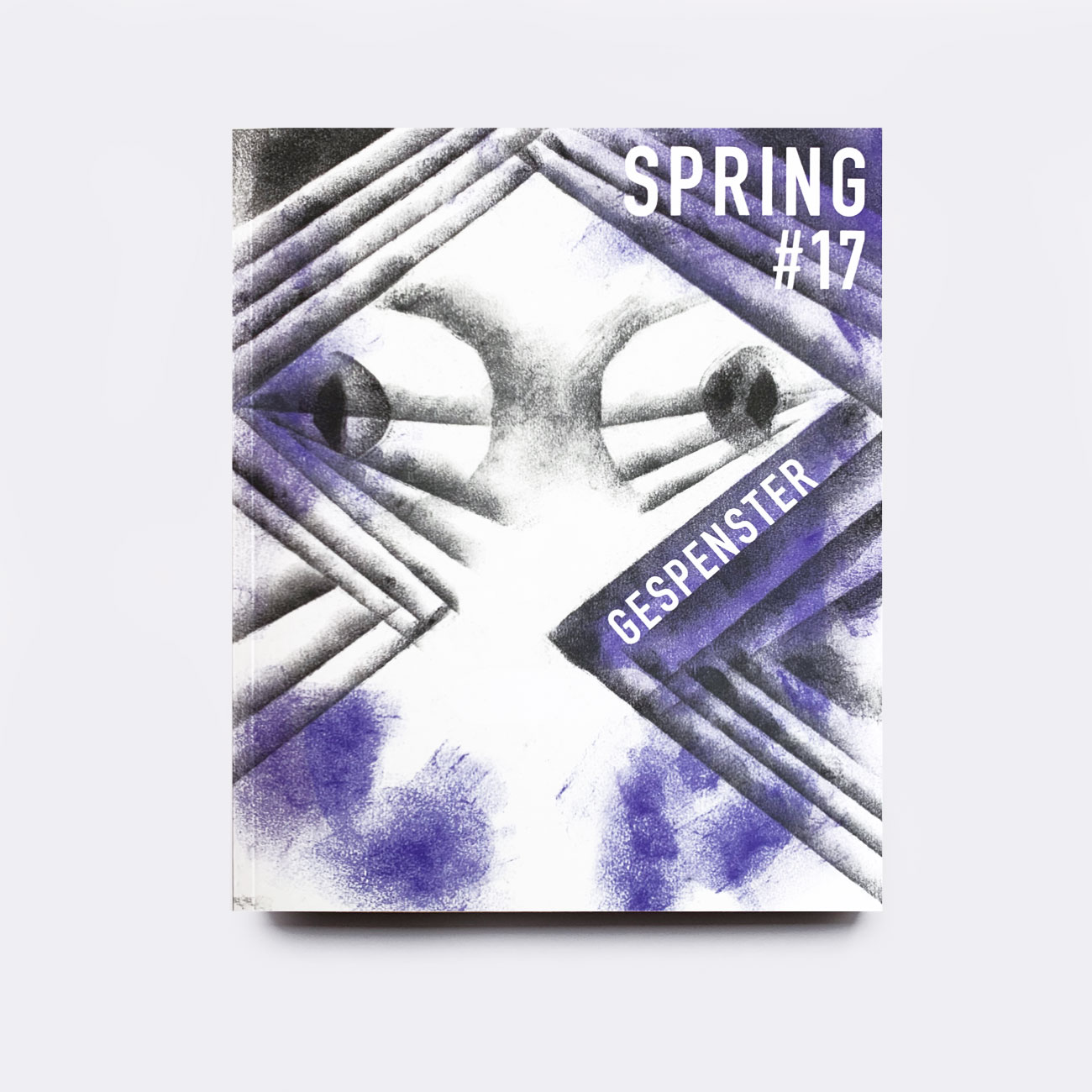 Spring-Magazin, illustriert, Thema Gespenster