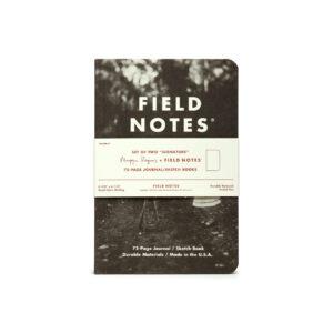 Field Notes, Maggie Rogers, Notizhefte im 2er-Set, Front