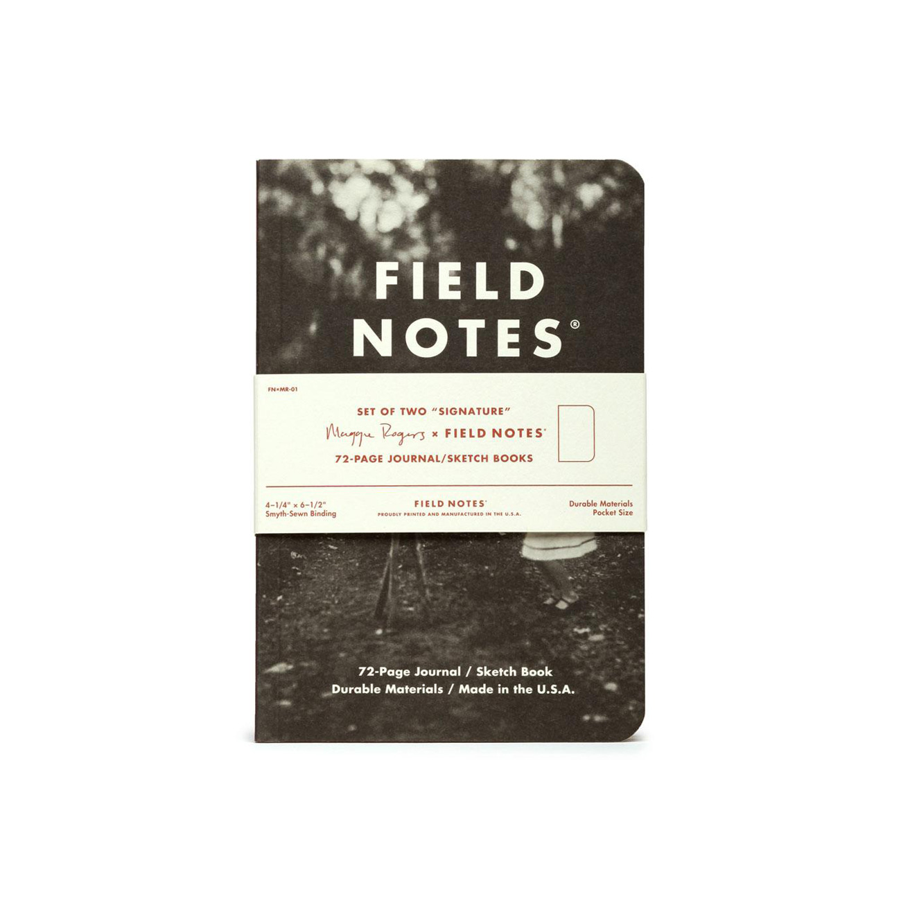 Field Notes, Maggie Rogers, Notizhefte im 2er-Set, Front