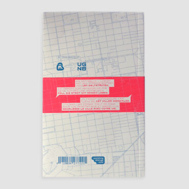 Urban Gridded Notebook WELT