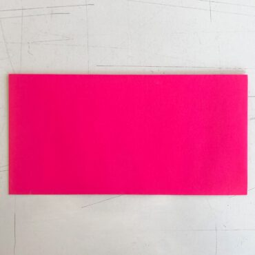 UMWERK – NEON Kuvert pink