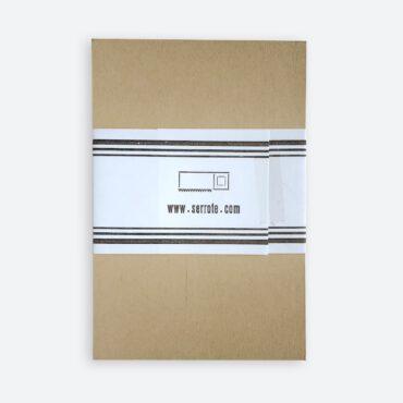 SERROTE – Buchdruck-Postkarten-Set