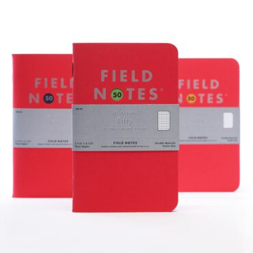 FIELD NOTES – FIFTY