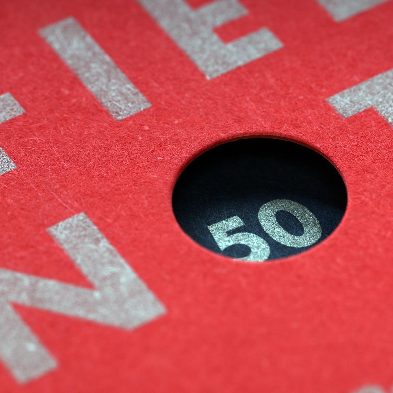 Field Notes, Fifty, Notizhefte im 3er-Set, Detail,