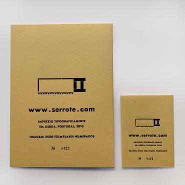 SERROTE – Notizbuch DUPLO
