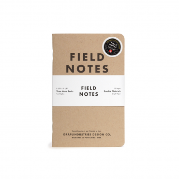 FIELD NOTES – 10th ANNIVERSARY Edition