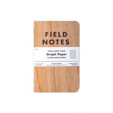 FIELD NOTES – CHERRY GRAPH