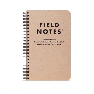 FIELD NOTES – 56-WEEK-PLANNER