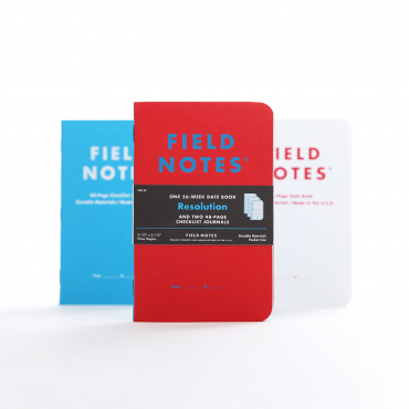 FIELD NOTES – RESOLUTION