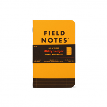 FIELD NOTES – UTILITY