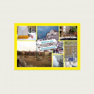 UMWERK – Postkarte DREIMÜHLENVIERTEL