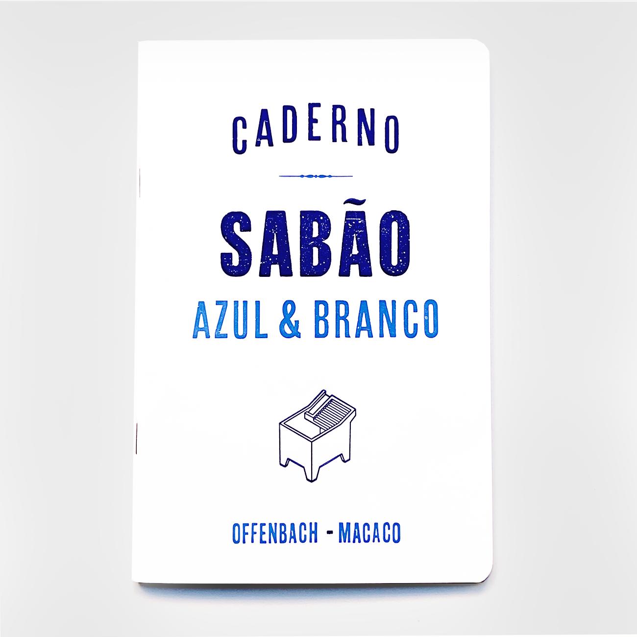 SERROTE - Notizheft SABAO