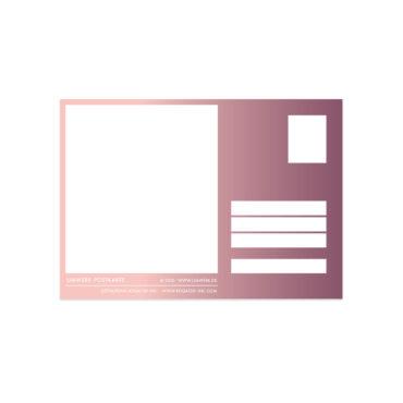 UMWERK – Postkarte WIDDER by Bogatzki Inc.