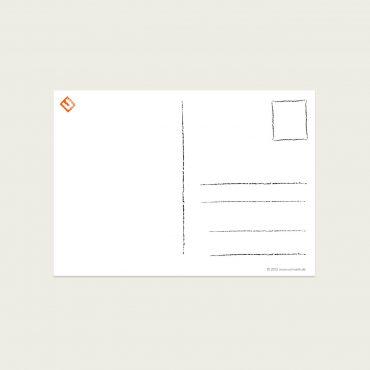UMWERK – Postkarte TUT MIR SOO LEID!